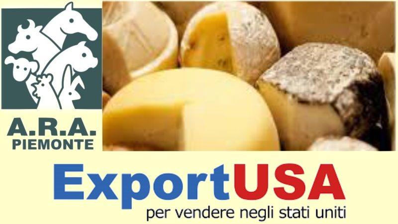 Consulenza esportazione prodotti alimentari
