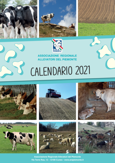 Calendario Arap 2021